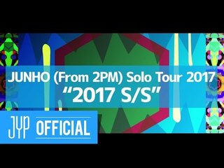 JUNHO (From 2PM) Solo Tour 2017