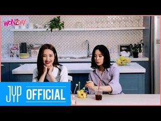 [WON2DAY] 03 Sunmi&Hye Rim - Cook