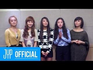 Wonder Girls - YouTube Celebrity Playlist