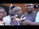"""Idrissa Seck chante les louanges de son """"père"""" Abdoulaye Wade et tire sur son """"frère"""" Macky Sall"""