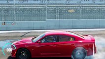 burnout 2012  Dodge Charger SRT 8 (40)