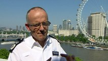 """""""Huge progress"""" made on terror network, say Met Police"""