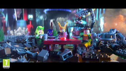 Lego Marvel Super Heroes 2 : Trailer annonce