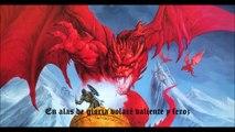 Rhapsody. Ira Tenax & Warrior Of Ice subtituladas