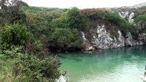 La playa más pequeña del mundo: Gulpiyuri entre las 5 piscinas naturales más increíbles de España