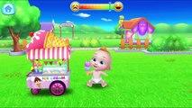 Jouer avec mignonne bébé patron Robe vers le haut visite enfants docteur bébé soins des jeux pour enfant