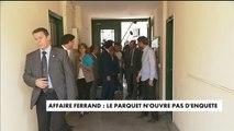 Le dossier Ferrand rattrape Edouard Philippe en pleine camapgne - Richard Ferrand