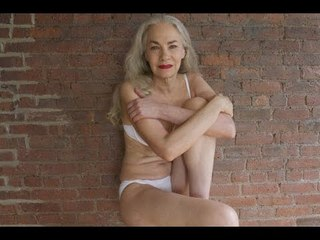 American's Apparel's 62-Year-Old Supermodel: Jacky O'Shaughnessy