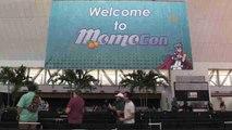 La convención Momocon 2017 reune en Atlanta a aficionados a los cómics y videojuegos