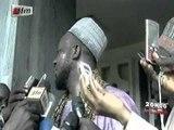Serigne M Niass et ses disciples marchent de Kaolack à Dakar - JT Français 20h