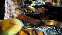 Bengali Street Food India - Indian Street Food Kolkata - Potato Cutlets _ আলুর চপ _ Aloor Chop