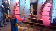 Hypnotic Video Inside ¦¦ Manufacture of taps ¦¦ Pipe bending ¦¦ Induction pipe bending