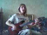 Gasoline - Charly Kurty cover Seether