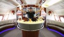 Goodbye Dubai, Hello Business Class !!!  mo vlogs