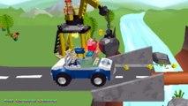 Voiture chasse ville pour haute enfants Vitesse jouets la police lego lego police de jouets 60042 la police ★ v