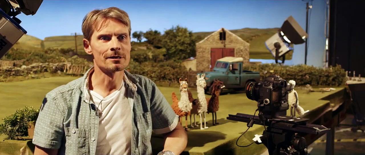 rmers Llamas – Shaun the Sheep-i