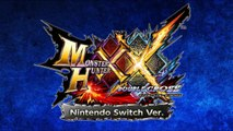 Monster Hunter XX para Nintendo Switch - Primer tráiler promocional del juego