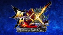 Monster Hunter XX - Bande-annonce Switch