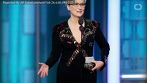 Meryl Streep Will Be A Presenter At The Academy Awards