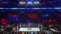 The Rock vs. CM Punk - WWE Championship Match: Elimination Chamber 2013