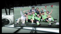 Entrega de premios Liga ciudad de Santander de fútbol sala