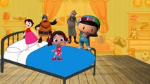 Niloya Tospik Murat Mete Annesi Babası Parmak Ailesi _ Beş küçük maymun _ Renkleri Öğreniyoruz,Çizgi film izle 2017
