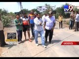 Valsad : No water, no infrastructure? Villagers say no to Politicians - Tv9