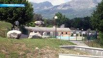 Hautes-Alpes : À l'Ecrin du lac à Chorges, la fréquentation n'a pas décollé pendant le week-end de l'Ascension