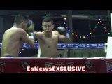 Erik Morales FIRST PROMOTIONAL SHOW IN Mexico HEADLINED BY BROTHER Ivan Morales