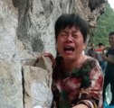 Glass bridge in China - Funny video - Must watch