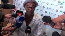 Roland-Garros 2017 - La FFT s'engage avec Fête Le Mur de Yannick Noah
