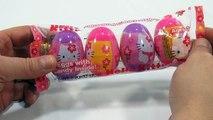 Et dénigrement Bonbons Chocolat Oeuf géant bonjour Salut énorme minou ouverture Bonbons jouet Surprise revie