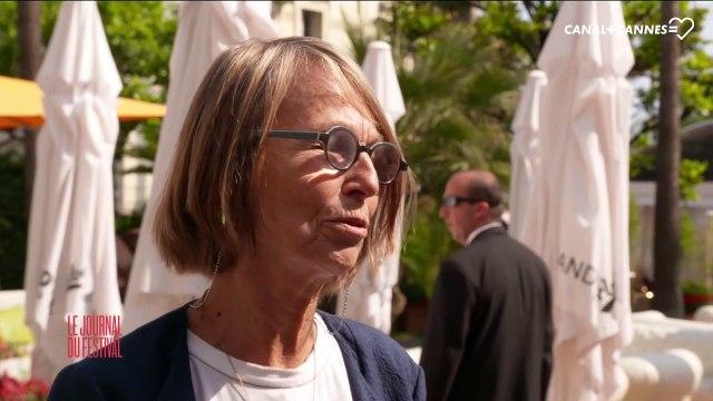 Francoise Nyssen adore les films de François Ozon, Jim Jarmusch et Xavier Dolan - Festival de Cannes 2017