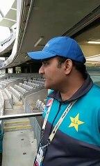 Fahim Ashraf After Helping Pakistan to Won the Match