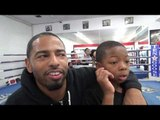 EXCLUSIVE!!! Dont Miss Floyd Mayweather vs Adrien Broner Sunday in LA!!!! EsNews Boxing