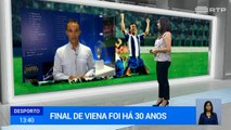 João Pinto recorda primeira Taça dos Campeões Europeus do FC Porto