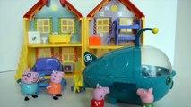 Faire famille pour porc george Peppa faire des fonds marins se rencontrent sous-marin dans portugu