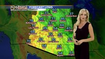 Warm weather across the Valley, temperatures expected to rise