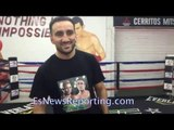 Karo Murat Media Day - EsNews Boxing