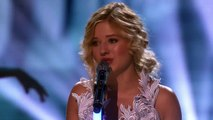 Jackie Evancho Someday At Christmas.Jackie Evancho Teenage Opera Singer Belts Someday At