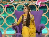 Singer Qandeel baloch calls Film Actress Laila a Makhi and Crazy girl in a live morning show