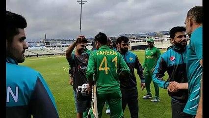 Fahim Ashraf Batting