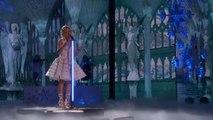 Jackie Evancho - Teenage Opera Singer Belts 'Someday At Christmas' - America's Got Talent 2016-Eio
