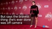 Ashley Graham on her bravest moment-fVi5xoWr7Lg