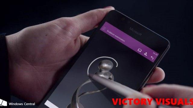 Microsoft's Orginal Vision Of Lumia 950