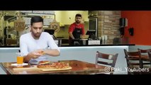 ZaidAliT - Caught eating pepperoni Pizza...