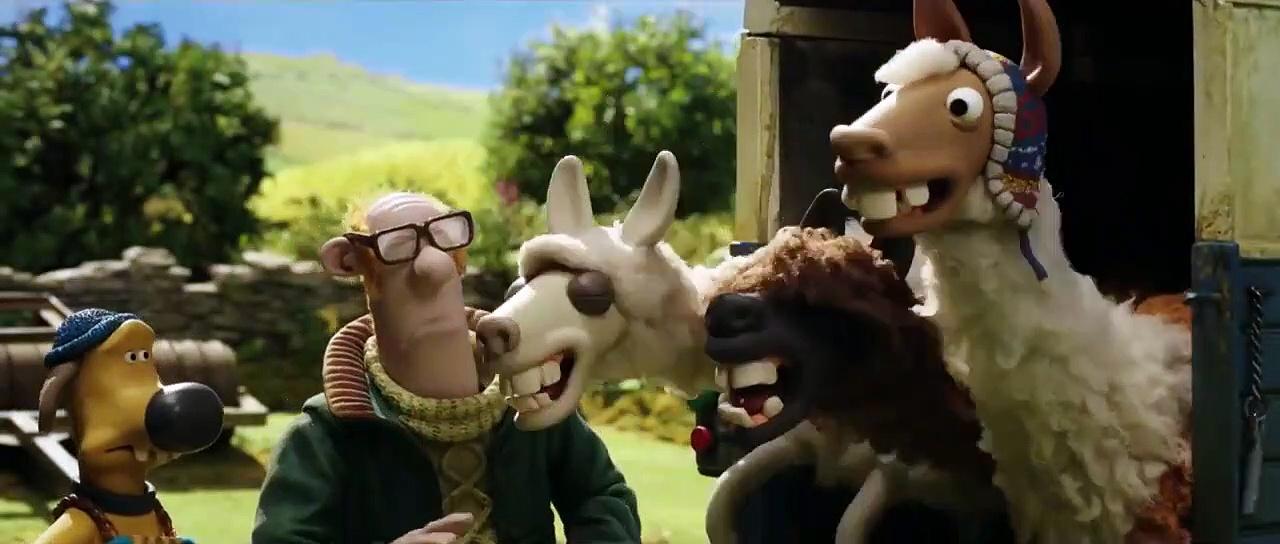 ers Llamas – Shaun the Sheep-iKqjJb345Y4