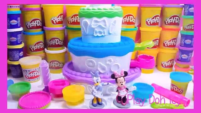 play doh cake lol