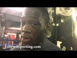 Deontay Wilder On Fury VS kLITSCHKO 2 - ESNEWS Boxing