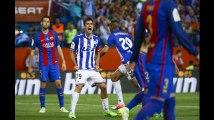 Le coup franc incroyable du Français Théo Hernandez face au FC Barcelone (vidéo)